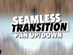 #1 SEAMLESS. Pan. TRANSITION. How to tutorial