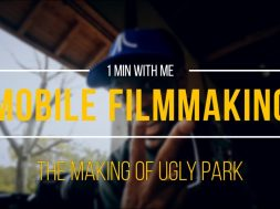 Behind The Scenes Of Ugly Park …. Zhiyun Crane & Canon EOS M