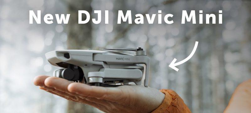 DJI Mavic Mini – Can You Get Cinematic Footage?
