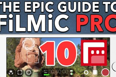 Ep. 10 Audio Settings – Epic Guide to FiLMiC Pro
