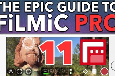 Ep. 11 Device Settings – Epic Guide to FiLMiC Pro