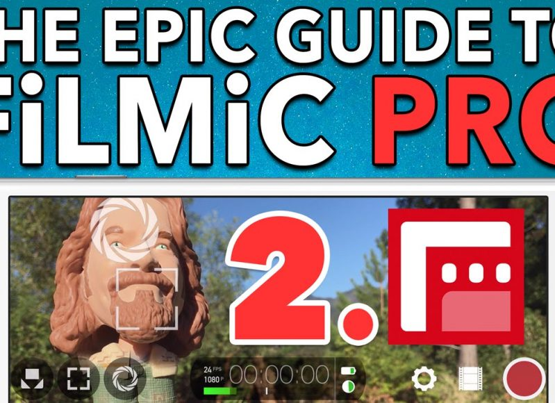 Ep. 2 The Action Slider – Epic Guide to FiLMiC Pro