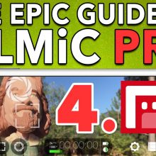 Ep. 4 Pull-to-Point Automation – Epic Guide to FiLMiC Pro