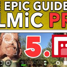 Ep. 5 Advanced Zoom Controls – Epic Guide to FiLMiC Pro