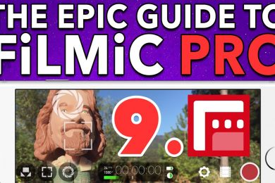 Ep. 9 TimeLapse Mode – Epic Guide to FiLMiC Pro