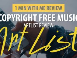 Find Music for your Videos with Artlist…. Review!
