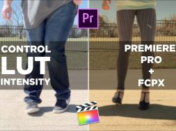How To Adjust LUT INTENSITY | Davinci Resolve + LumaFusion