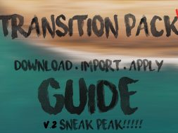 How to Download – Import – Apply (Transition Pack v2) #lumafusion #tutorial #effect #transition