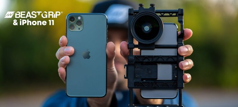 iPhone 11 camera test with Beastgrip Gear. Entire video #shotoniphone11