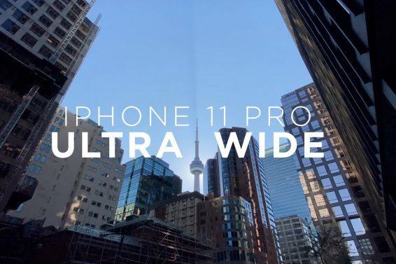iPhone 11 Pro Ultra Wide | 4K 60fps Cinematic Video