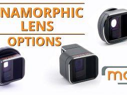Moondog Labs Anamorphic Lens Options
