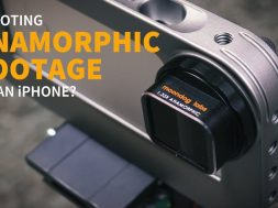 Shooting ANAMORPHIC FOOTAGE on an iPhone?