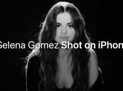 Shot on iPhone 11 Pro – Selena Gomez – Apple