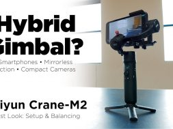 Zhiyun Crane-M2 Gimbal… Terrific or Trouble?