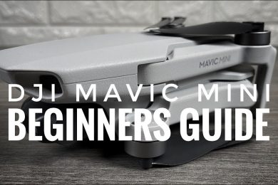 DJI Mavic Mini Beginners Guide | Getting Ready For First Flight