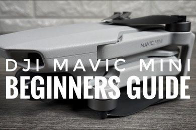 DJI Mavic Mini Beginners Guide | Getting Ready For First Flight