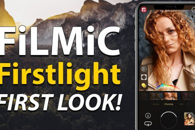 FiLMiC Firstlight – First Look at the Pro Camera App by the Makers of FiLMiC Pro