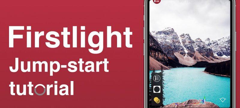 FiLMiC Firstlight Photo App – Official Jump Start Tutorial