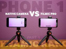 iPhone 11 Native Camera vs FiLMiC Pro Log | DYNAMIC RANGE
