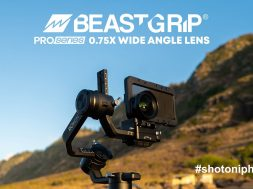 Beastgrip x Kenko Pro Series 0.75X Wide Angle Lens. #shotoniphone 4k 60fps with Beastcam
