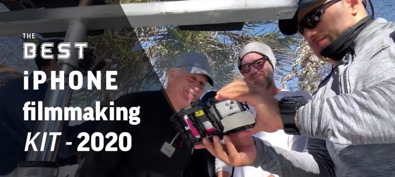Best iPhone Filmmaking Kit 2020