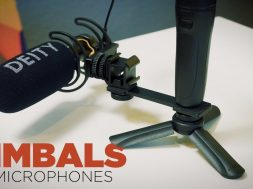 How To Attach a Mic To a Gimbal