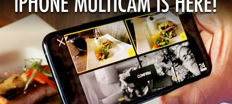 iPhone Multi-Cam Recording — FiLMiC DoubleTake is here!