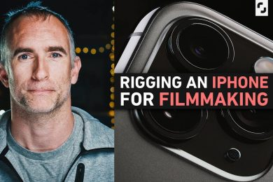 Rigging Your iPhone For a Film | Filmmaking Tips