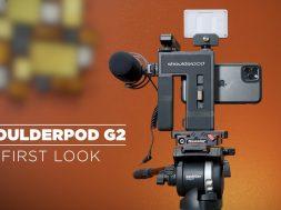 The ULTIMATE Smartphone Video Rig? | Shoulderpod G2