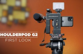 The ULTIMATE Smartphone Video Rig? | Shoulderpod G2
