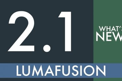 What's New in 2.1! – LumaFusion