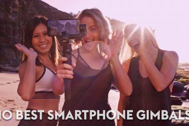 10 Best Smartphone Gimbals for 2020