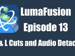 Ep 13 Editing: Performing J & L Cuts and Detaching Clip Audio