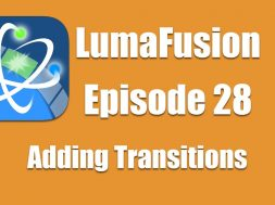 Ep 28 Transitions: Adding Transitions
