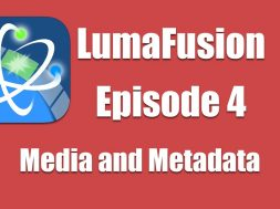 Ep 4 Introduction: Managing Media and Viewing Clip Metadata