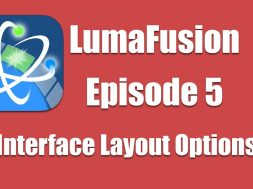Ep 5 Introduction: Interface Layout Options