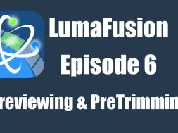 Ep 6 Editing: Previewing and PreTrimming Media