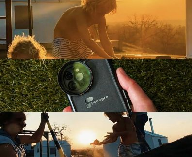 GAME CHANGING TOOL for PRO iphone footage  – Polar Pro LiteChaser Pro