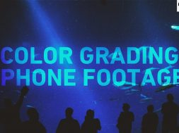 How to Color Grade iPhone Footage | Video Editing Tips