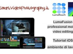 LumaFusion   tutorial 01   Ambiente di lavoro