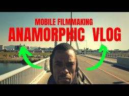 Mobile Filmmaking Anamorphic  Vlog | Filmic Pro Settings