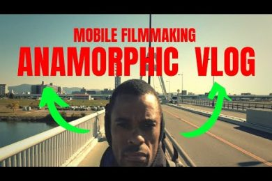 Mobile Filmmaking Anamorphic  Vlog | Filmic Pro Settings