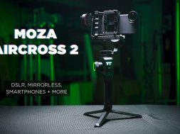 MOZA AirCross 2 | Best All-Purpose Gimbal?