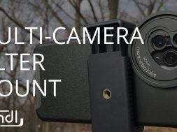 Multi-Camera Filter Mount from Moondog Labs