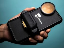 Tools to get Cinematic Footage from your iPhone   PolarPro LiteChaser Pro