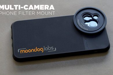 Whoa! New MOONDOG LABS Filter Mount for iPhone 11 Pro