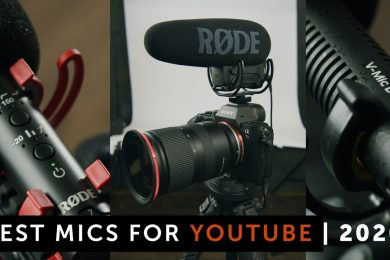 Best On-Camera Microphones for YouTube 2020