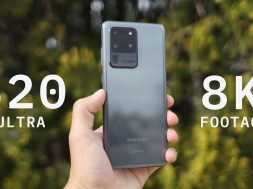 Samsung Galaxy S20 Ultra 8K Test Footage – Baja