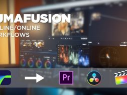 Edit on iPad w/LUMAFUSION… Then FINISH in Resolve or Premiere Pro!