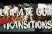 ULTIMATE LumaFusion Guide | How To USE RobHK TRANSITIONS (SUBTITLES)